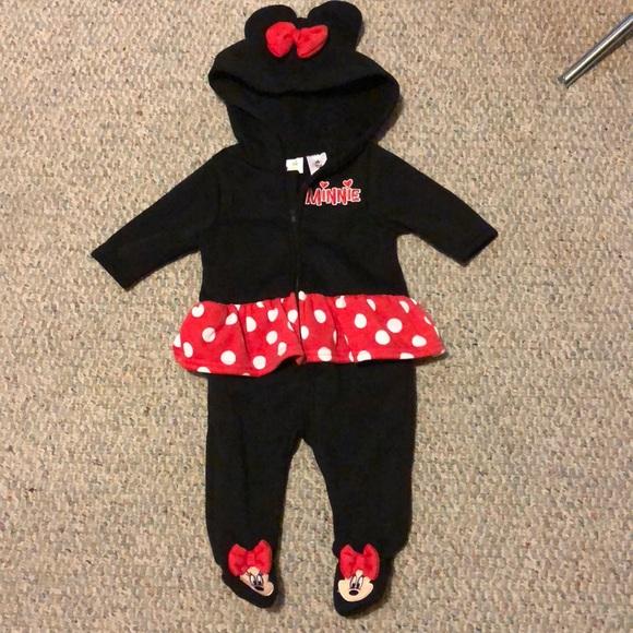 f5b1d97079dd Disney Other - Disney Minnie Mouse costume onesie baby